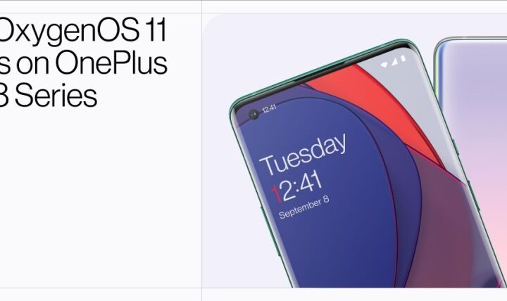 OxygenOS 11 based on Android 11 rolling out for OnePlus 8 and OnePlus 8 Pro