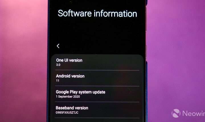Top Samsung One UI 3.0 and Android 11 features