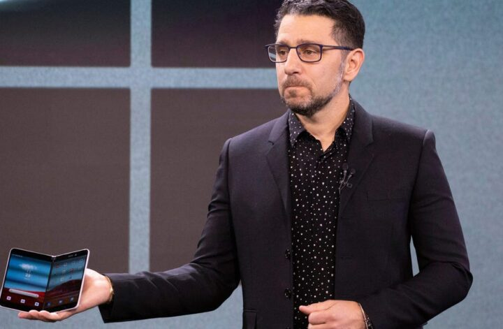 Microsoft's Panos Panay explains why Surface Duo is on Android