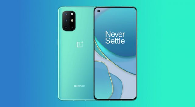 OnePlus 8T Arrives With 65W Charging, Android 11