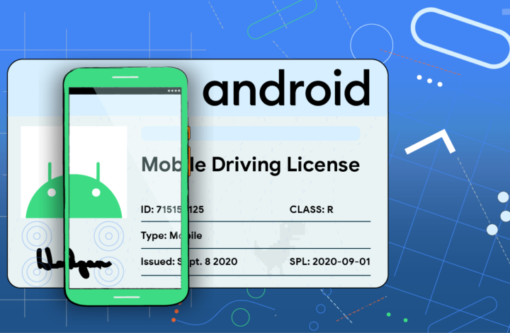 Google details electronic 'Mobile Driving Licenses' on Android