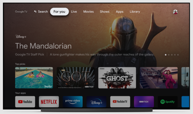 Google TV is the future of Android TV but Android TV will still exist (and yes, this is confusing)