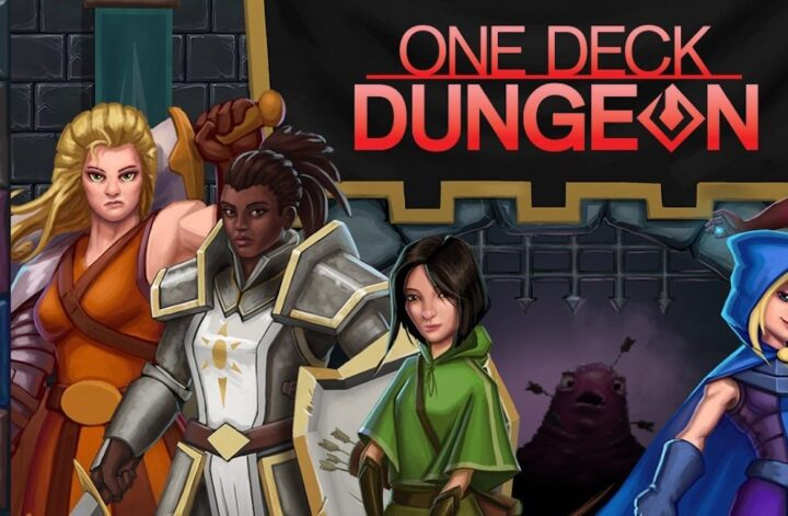 Today's Android app deals: One Deck Dungeon, more