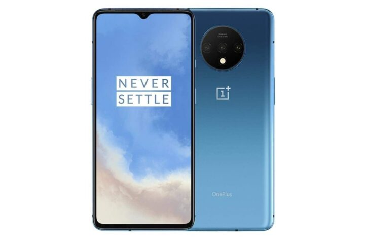 OnePlus 7T Android Smartphone includes a $20 GC + SIM kit at $399 ($548 value)