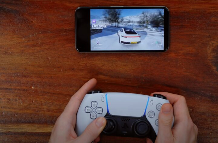 PS5 controller works with Android but not without issues