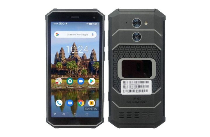 We found the cheapest rugged smartphone that's actually usable