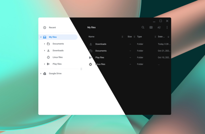 Chrome OS is getting a dark theme — here's what it looks like