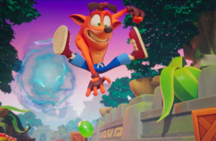 Crash Bandicoot: On the Run opens for pre-registration on iOS & Android