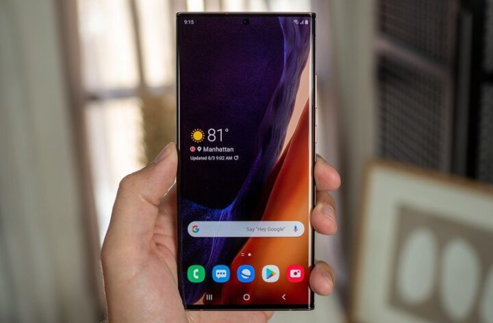 These Samsung phones can use Verizon's nationwide 5G right now