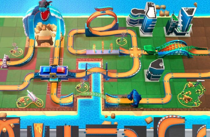 Hot Wheels Unlimited is a racing game for iOS and Android that allows players to build their own tracks | Articles