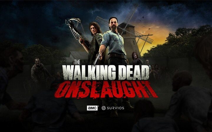 The Walking Dead Onslaught 'Combat Rebalance Patch' is a huge overhaul