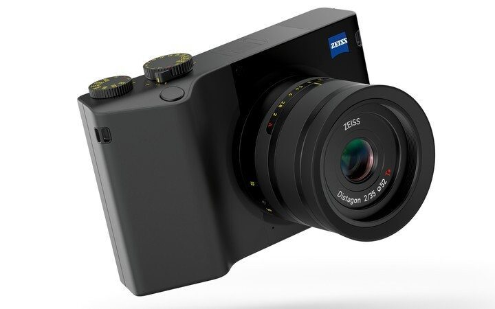 This $6,000 camera runs Android, for better or worse