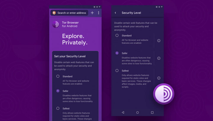 Tor Browser for Android now based on updated Firefox app