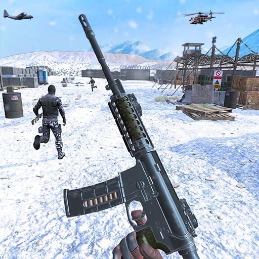 Action shooting games Commando Games 4.38 APK MODs Unlimited money free Download on Android