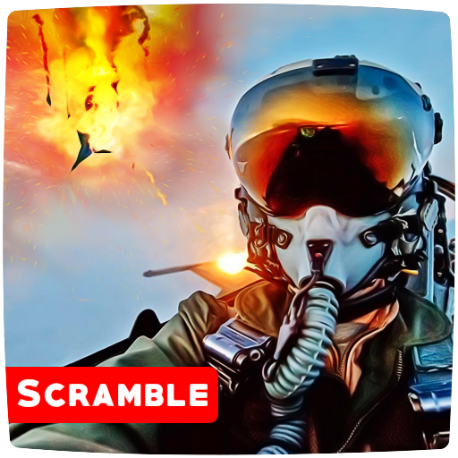 Air Scramble Interceptor Fighter Jets 1.2.1.8 APK MODs Unlimited money free Download on Android