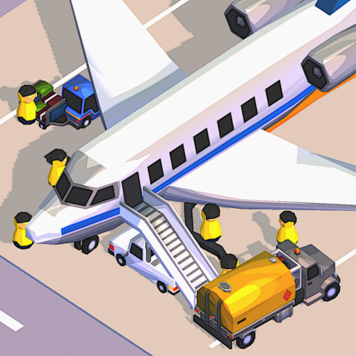 Air Venture – Idle Airport Tycoon 1.2 APK MODs Unlimited money free Download on Android