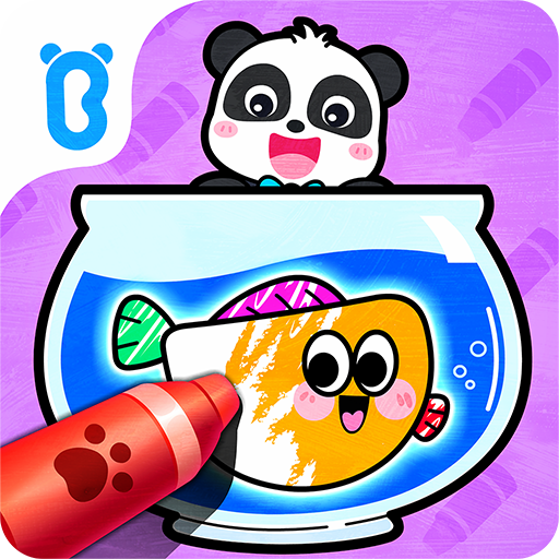 Baby Pandas Coloring Book 8.52.00.00 APK MODs Unlimited money free Download on Android
