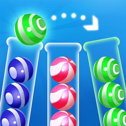 Ball Match PuzzleColor Sort Bubbles 1.1.7 APK MODs Unlimited money free Download on Android