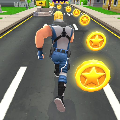 Battle Run – Endless Running Game 1.0.2 APK MODs Unlimited money free Download on Android