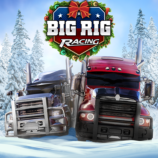 Big Rig Racing 6.9.0.185 APK MODs Unlimited money free Download on Android