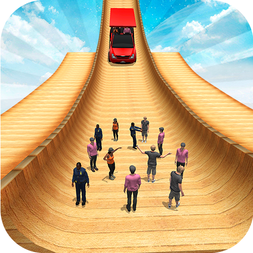 Biggest Mega Ramp With Friends – Car Games 3D 1.15 APK MODs Unlimited money free Download on Android