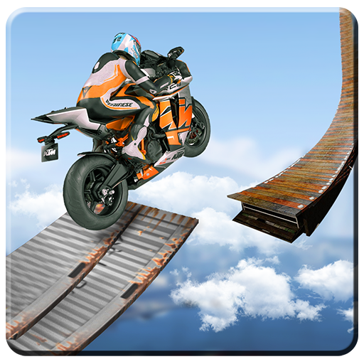 Bike Impossible Tracks Race 3D Motorcycle Stunts 3.0.6 APK MODs Unlimited money free Download on Android