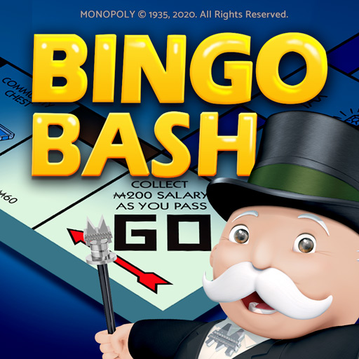 Bingo Bash featuring MONOPOLY Live Bingo Games 1.165.0 APK MODs Unlimited money free Download on Android