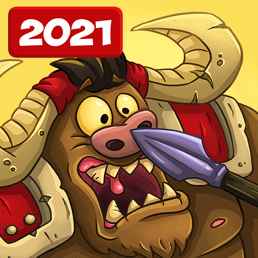 Booblyc TD survival – Realm Tower Defense Strategy 1.0.633 APK MODs Unlimited money free Download on Android