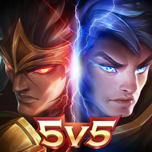 CLChampions Legion 5v5 MOBA 1.22.0 APK MODs Unlimited money free Download on Android
