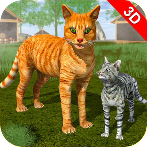 Cat Family Simulator 2021 1.01 APK MODs Unlimited money free Download on Android