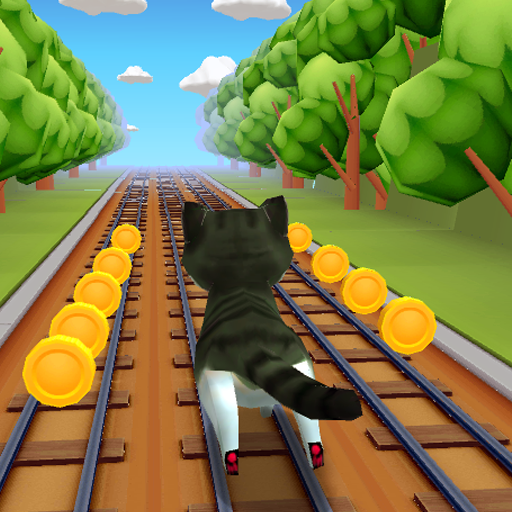 Cat Run 3D 2.0 APK MODs Unlimited money free Download on Android