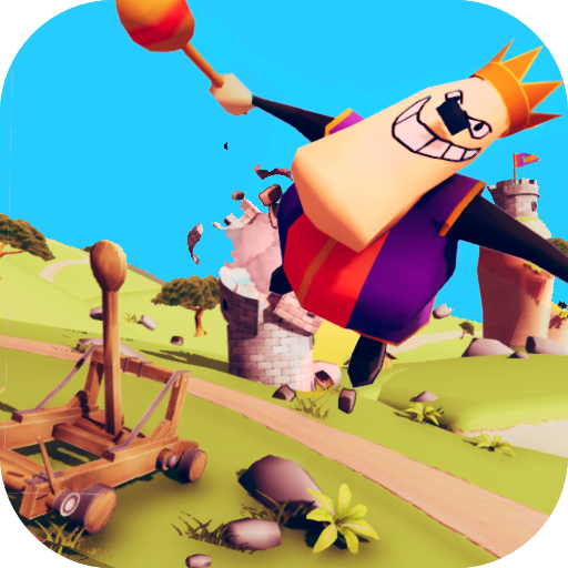 Catapult Shooter 3D Revenge of the Angry King 1.0.19 APK MODs Unlimited money free Download on Android