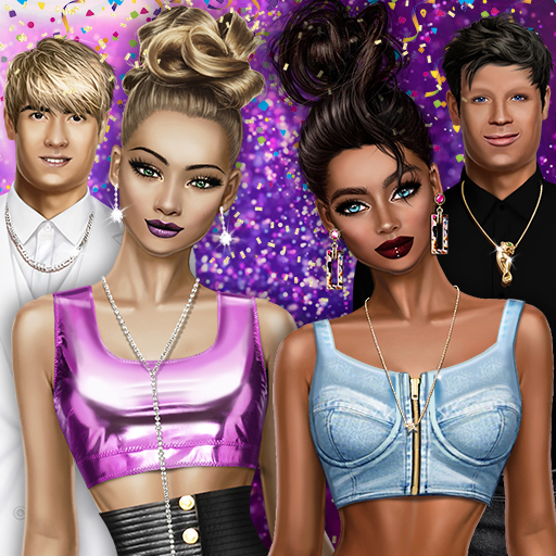 Celebrity Fashion Makeover – Dress Up Games 1.1 APK MODs Unlimited money free Download on Android