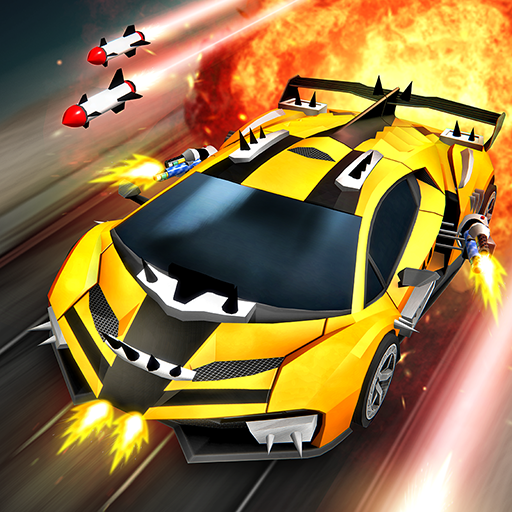 Chaos Road Combat Racing 1.7.3 APK MODs Unlimited money free Download on Android