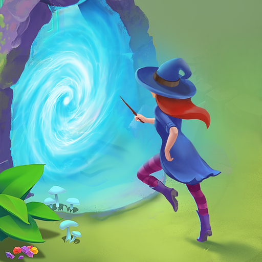 Charms of the Witch Magic Mystery Match 3 Games 2.33.0 APK MODs Unlimited money free Download on Android