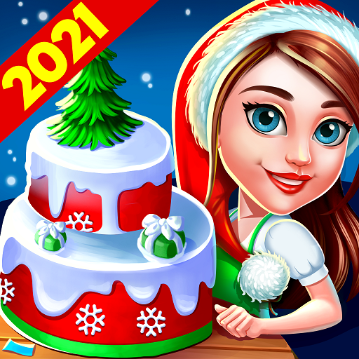 Christmas Cooking Crazy Food Fever Cooking Games 1.4.53 APK MODs Unlimited money free Download on Android