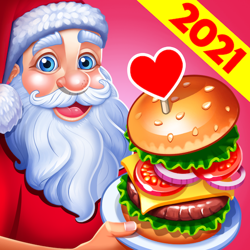 Christmas Fever Cooking Games Madness 1.1.3 APK MODs Unlimited money free Download on Android