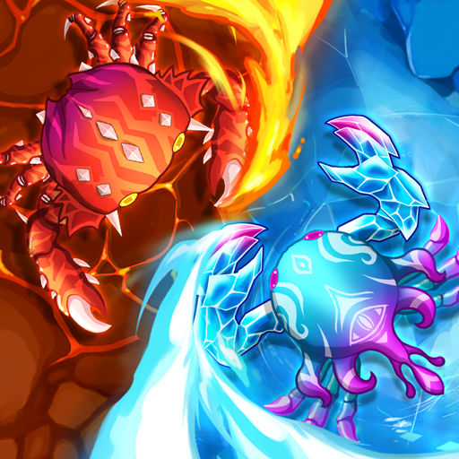 Crab War Idle Swarm Evolution 3.30.0 APK MODs Unlimited money free Download on Android
