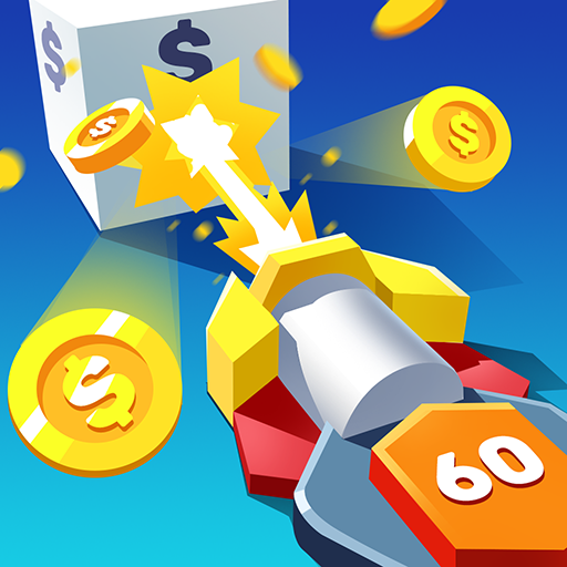 Cube Defence Merge and Win big 1.0.2 APK MODs Unlimited money free Download on Android