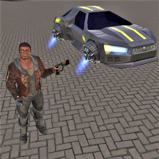 Cyber Future Crime 1.3 APK MODs Unlimited money free Download on Android