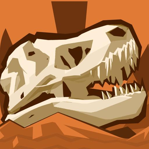 Dino Quest 2 Jurassic bones in 3D Dinosaur World 1.01 APK MODs Unlimited money free Download on Android