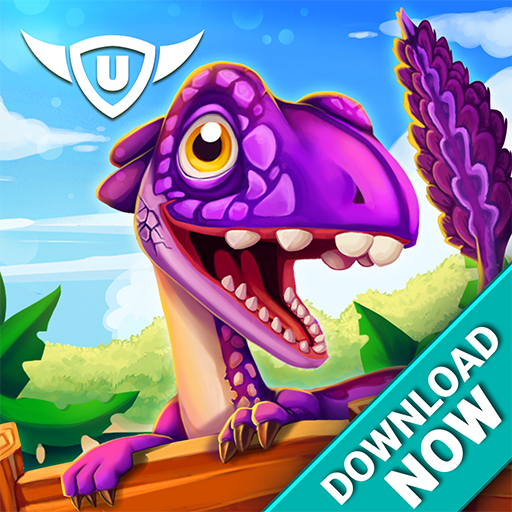 Dinosaur Park Primeval Zoo 0.2.10 APK MODs Unlimited money free Download on Android
