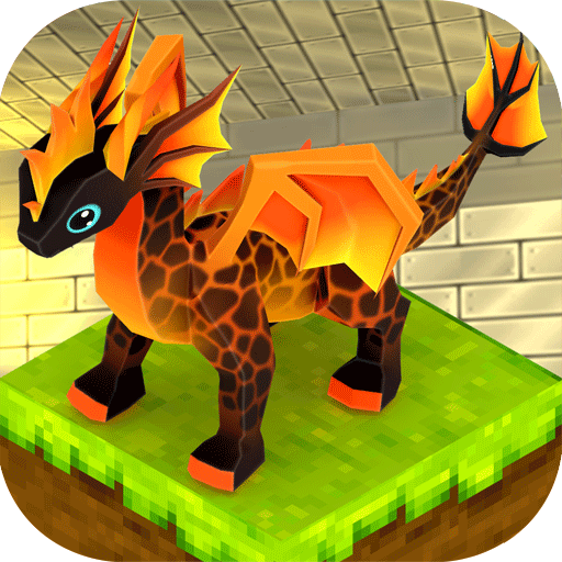 Dragon Craft 1.9.10 APK MODs Unlimited money free Download on Android