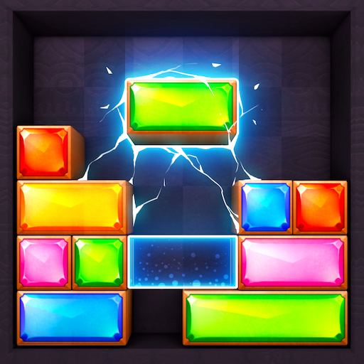 Dropdom – Jewel Blast 1.2.8 APK MODs Unlimited money free Download on Android