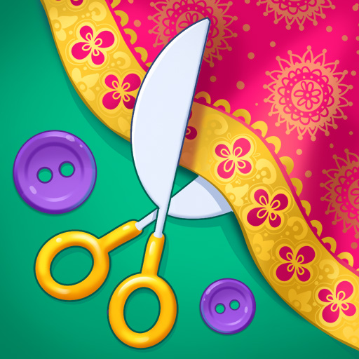 Fashion Dress up games for girls. Sewing clothes 6.0.8 APK MODs Unlimited money free Download on Android