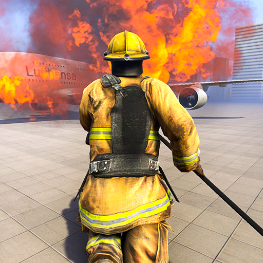 Firefighter Games fire truck games 1.1 APK MODs Unlimited money free Download on Android