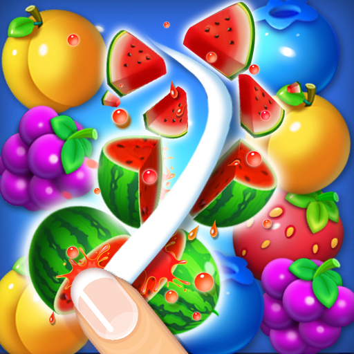 Fruits Crush – Link Puzzle Game 1.0040 APK MODs Unlimited money free Download on Android