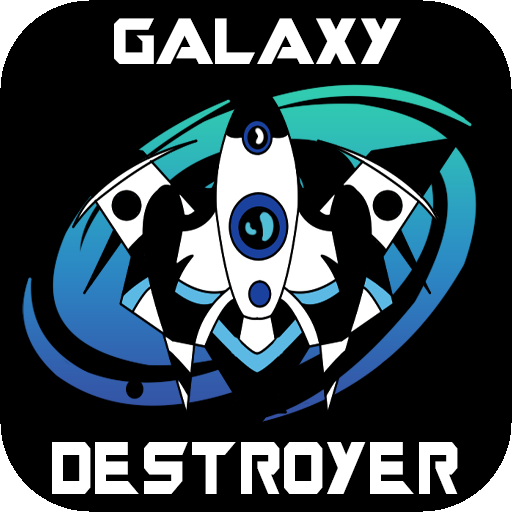 Galaxy Destroyer Deep Space Shooter 1.7 APK MODs Unlimited money free Download on Android