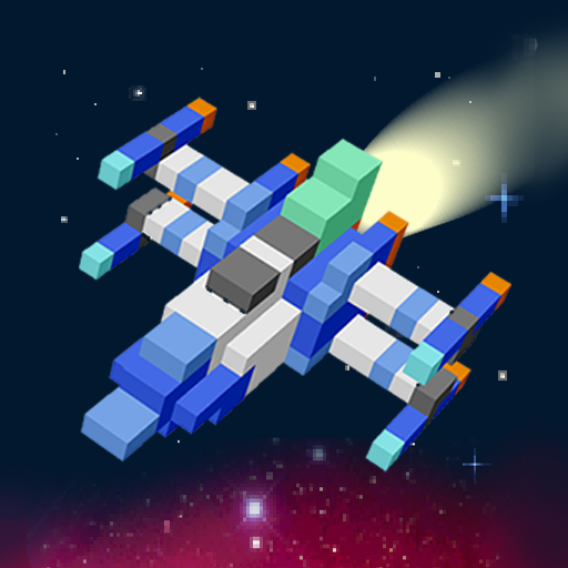 Galaxy Hero Arcade Shooting 1.3.2 APK MODs Unlimited money free Download on Android