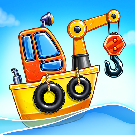Game Island. Kids Games for Boys. Build House 5.0.2 APK MODs Unlimited money free Download on Android